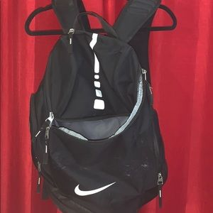 Black Nike Elite Hoops Basketball Backpack
